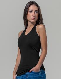 Ladies` Neckholder Shirt